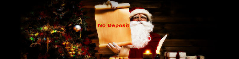 No Deposit - Play, Win for Real