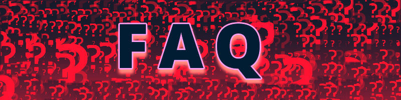 All Frequently Asked Questions