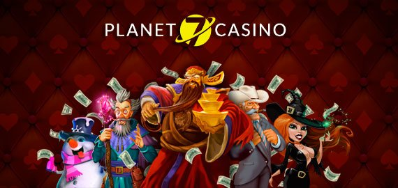 400% Match up to $4,000 Bonus from Planet 7 Casino