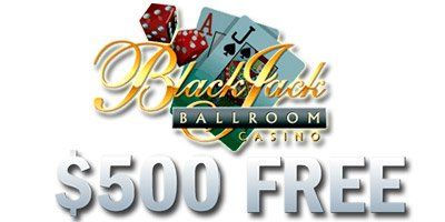 Blackjack ballroom casino no deposit bonus
