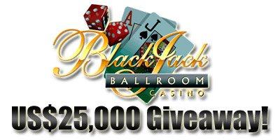 Blackjack Ballroom Bonus Promotions