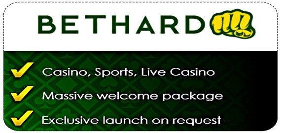 bethard casino no deposit bonus codes