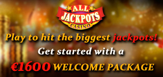all jackpots casino new player bonus