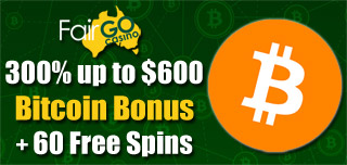 fair go casino welcome pack bitcoin bonus and free spins
